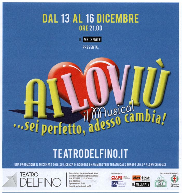 Ailoviù - Teatro Delfino