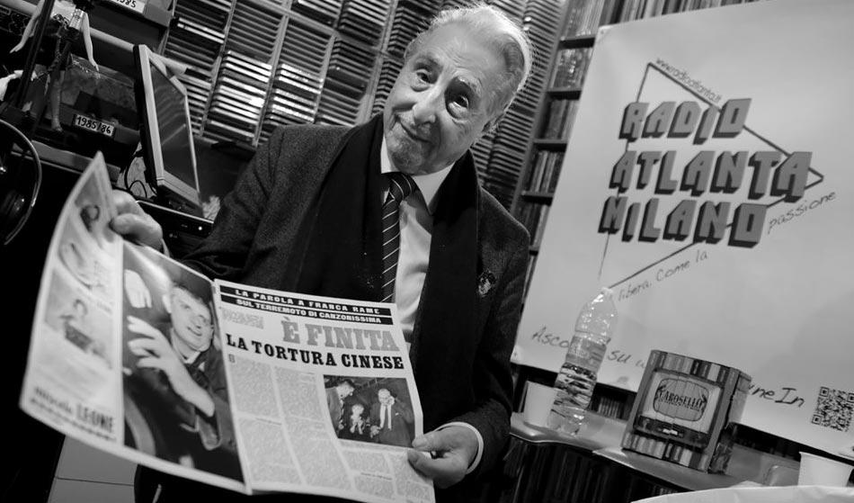 Vito Molinari a Radio Atlanta