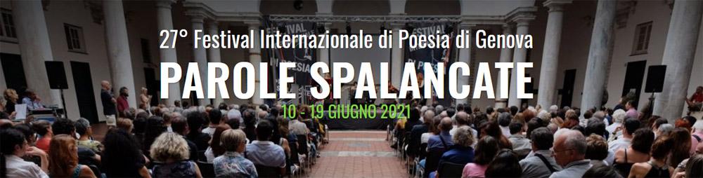 Festival della poesia 2021 - Vito Molinari