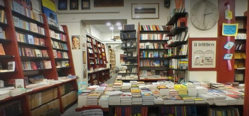 Presentazione libro Molinari Libreria Il Trittico