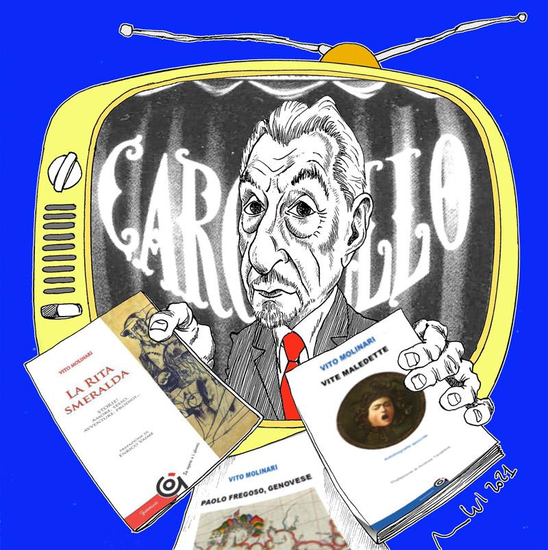 Promozione libri Vito Molinari