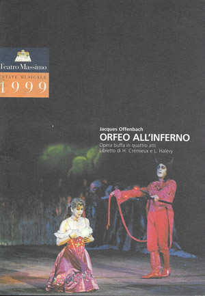 Orfeo all'inferno - 1999