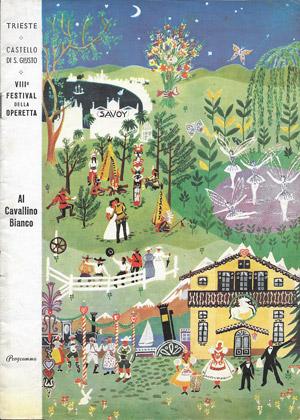 Al Cavallino Bianco - Operetta 1957