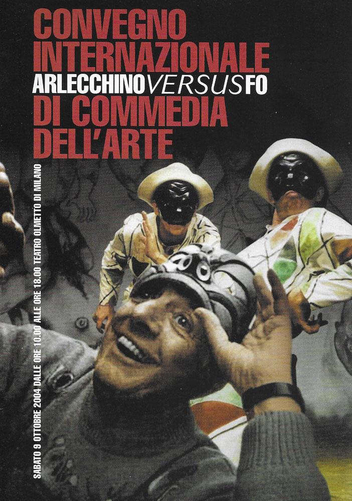 Arlecchino versus Fo