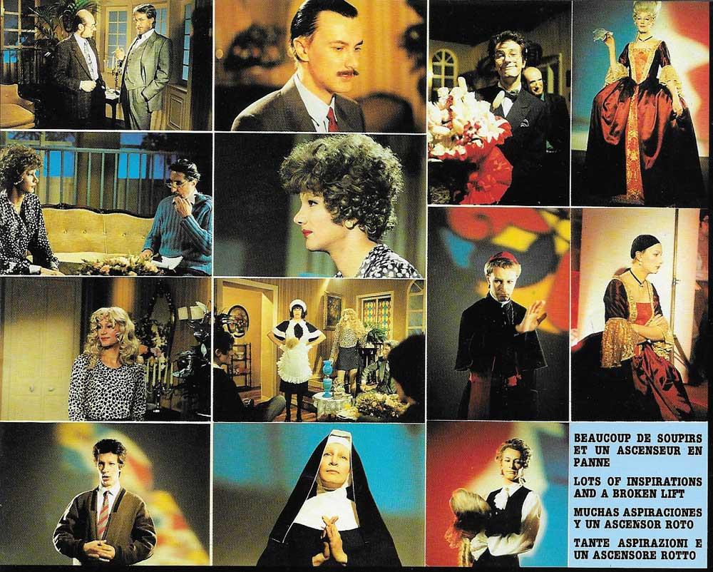 Tante aspirazioni - con Arturo Brachetti - regia Vito Molinari